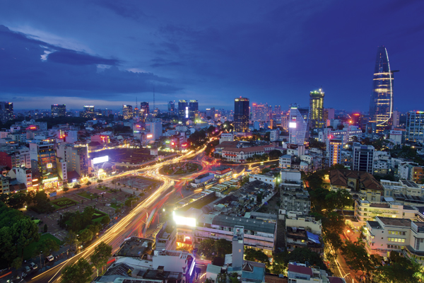 Vietnam is embracing the 21st century with vigour. From the commercial maze of Ho Chi Minh City to the pristine beaches of Da Nang, the once-beleaguered country is putting its troubled past to one side.