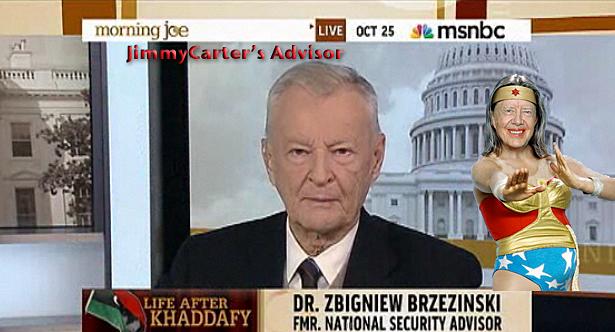 Zbigniew Brzezinski Carter