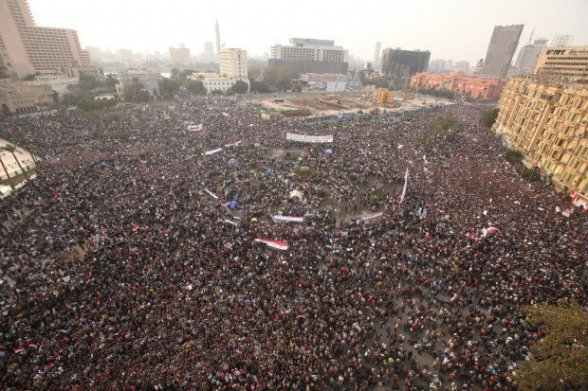 July 2013 Citizens of Egypt Depose Installed Rothschild NWO Czar Mohammed Morsi of the Muslim Brotherhood.