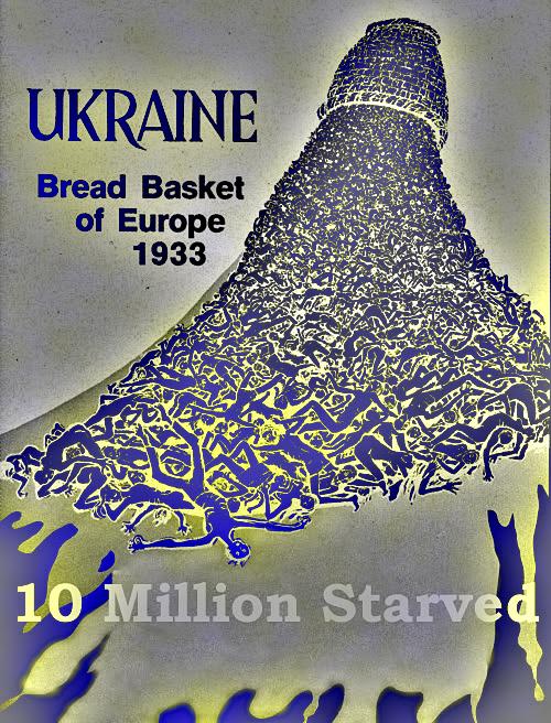 Russia Cracks Down On Obama's NWO Running Wild: Warns The NWO Rothschild Controlled U.S. Military & NATO. Holodomor-ukraine