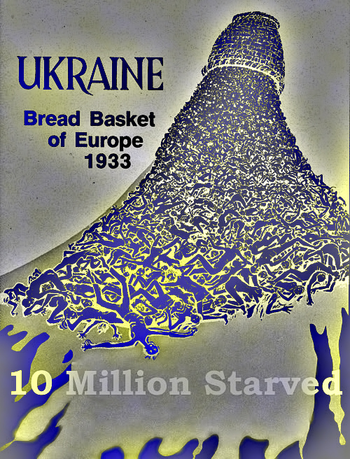 Rothschild Agenda 21 Did This In 1933 ~ Now Under The Moniker Of European Union Kill Europe's Bread Basket And You Starve ~ depopulate Europe! This IS THEIR GOAL. They Are Shutting Down Europe's Money System. People Must Take Back Control.