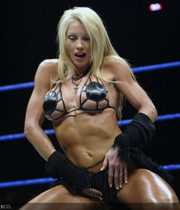 Wwf and wwe women nude — pic 1