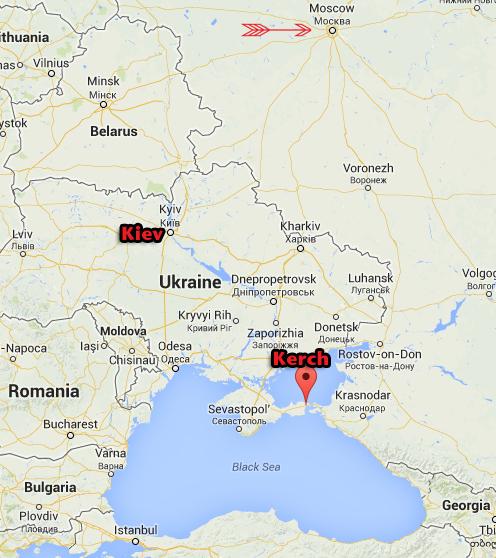 Ukraine Kerch