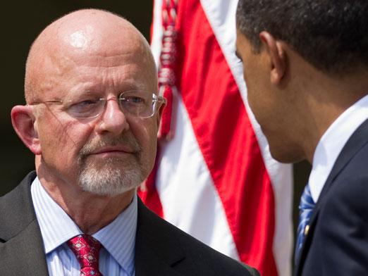 On June 5, 2010, President Barack Obama nominated Clapper to replace Dennis C. Blair as United States Director of National Intelligence. Clapper was unanimously confirmed by the Senate for the position on August 5, 2010.[5][6] Clapper has been accused of perjury for telling a Congressional committee in March 2013, that the NSA does not collect any type of data at all on millions or hundreds of millions of Americans.