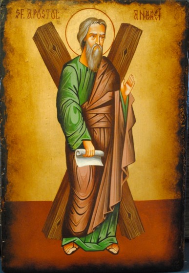 Saint Andrew And Cross