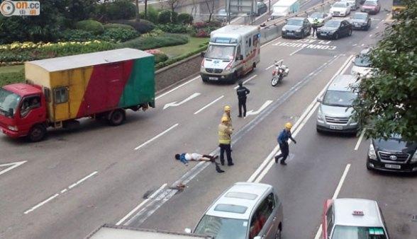 Mr. Lee Suicide Hong Kong JP Morgan
