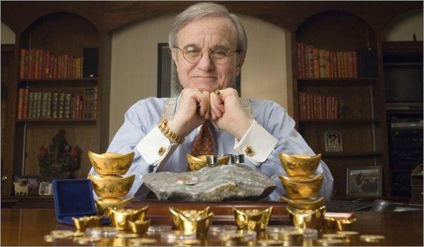 Financial Guru Jim Sinclair