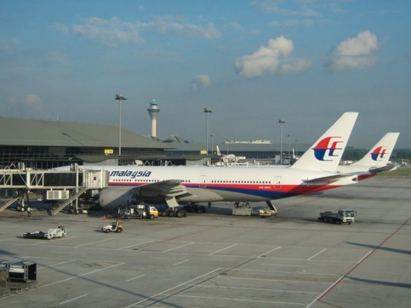 Malaysia Airliner HB370