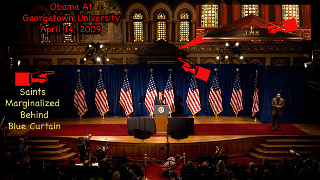 Obama Georgetown 4-14-09