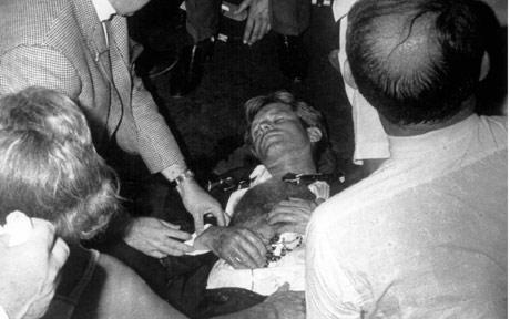 President John Kennedy't Brother: Robert Kennedy Assassinated.