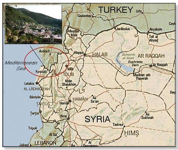 Kessab, Syria