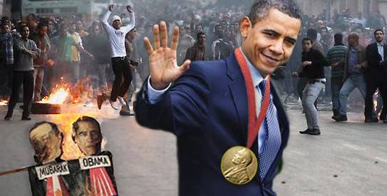 obama mubarak egypt