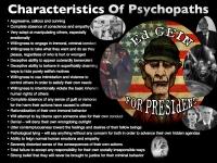 psychopath politicians gein