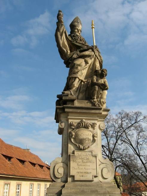 Saint Augustine Prague