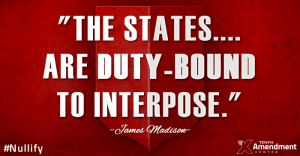 STATES ARE DUTY-BOUND TO INTERPOSE UPON THE SUPREME COURT OF THE UNITED STATES