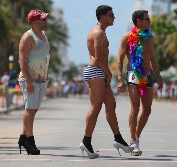 Sodomy Parade ~ Miami's SSAD Sufferers