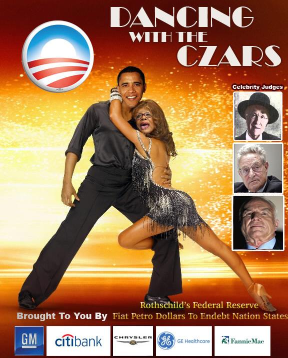 dancing czars