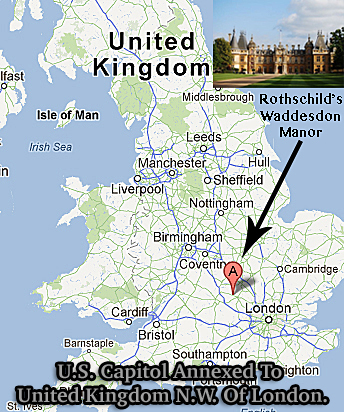 This is Headquarters New World Order For Banking Totalitarianism aka; Rothschildism.