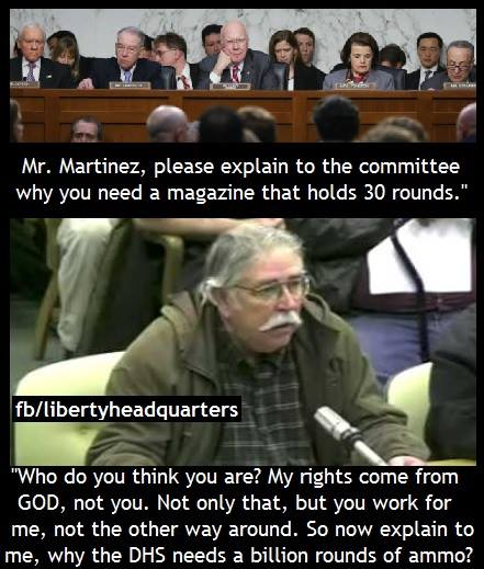 second amendment gun bullets