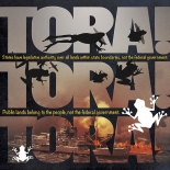 Tora frogs Pearl Harbor