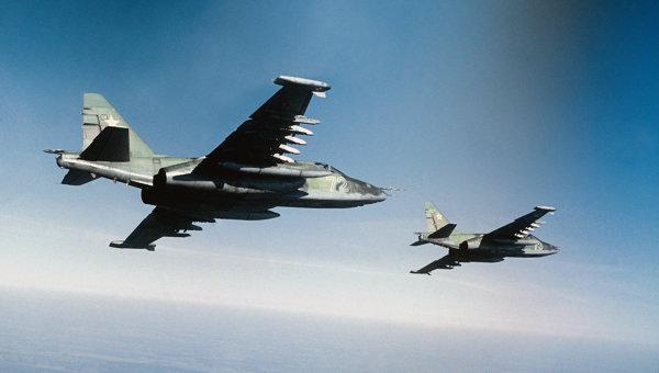 Sukhoi Su-25 Ground Attack