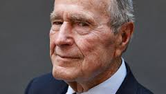 """George Herbert Walker Bush: """"if the American people ever find out what we have done, they would chase us down the street and lynch us."""""""