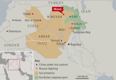 Iraq & NWO Rothschild Moniker ISIS.