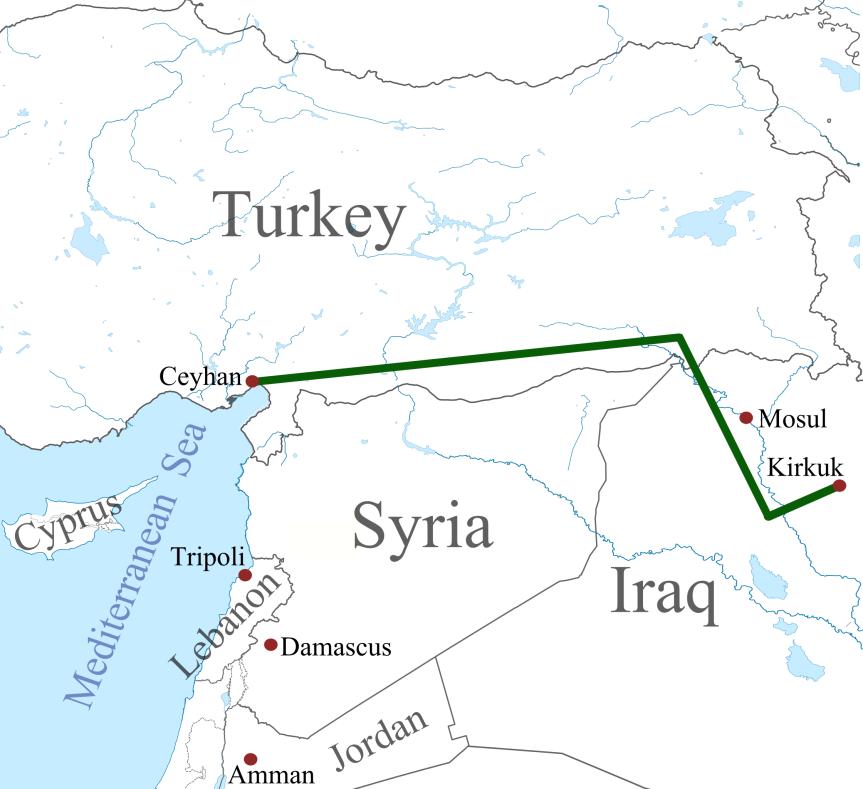 Iraq Turkey