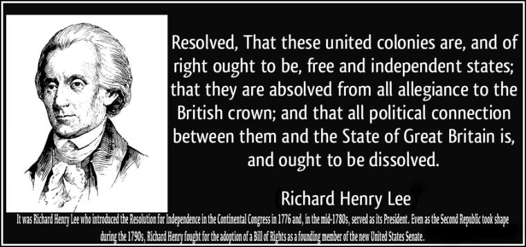 Richard Henry Lee