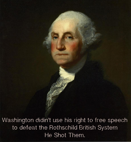 Washington shot them