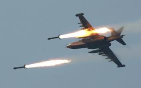 Russian Su-25 Sending McCain's ISIS To Allah.