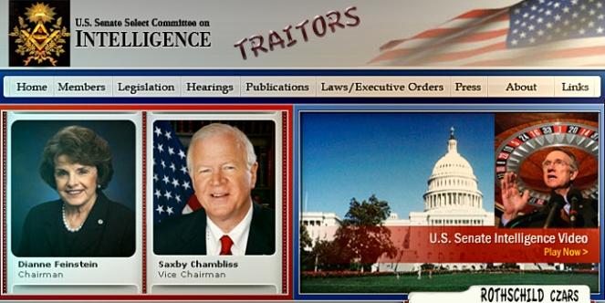 Rothschild Communism At Work In Our Senate!