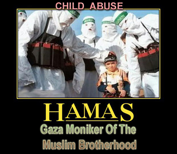 Muslim Brotherhood Are The NWO Middle East Henchmen