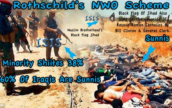 Rothschild Shiite Sunni