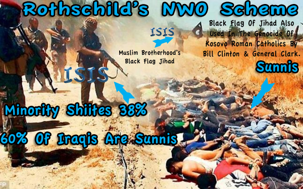 Iraq Muslim Brotherhood ISIS-ISIL