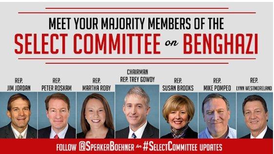 Select Committee Benghazi