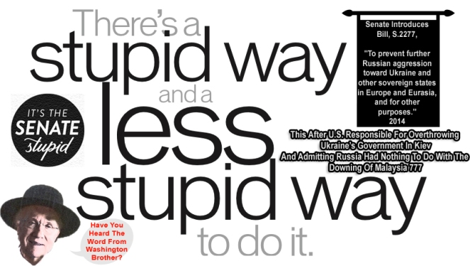 senate stupid reid stupid