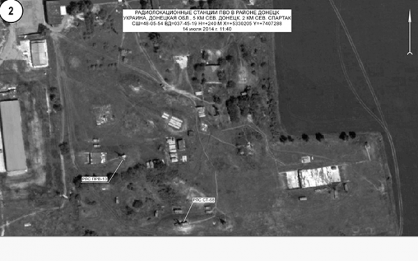 Donetsk Radar