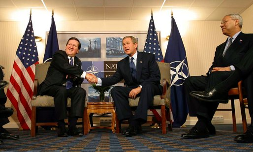 nato robertson bush powell
