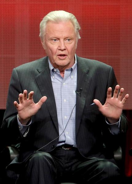 BEVERLY HILLS, CA – JULY 18: Actor Jon Voight speaks onstage at the 'Ray Donovan' panel during the SHOWTIME Network portion of the 2014 Summer Television Critics Association at The Beverly Hilton Hotel on July 18, 2014 in Beverly Hills, California. Frederick M. Brown/Getty Images