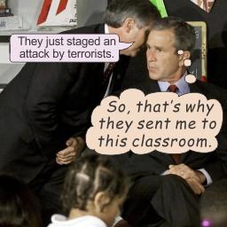 bush 9/11