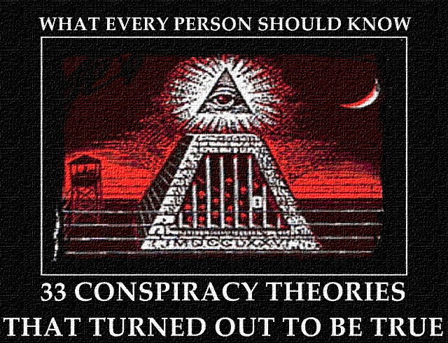 illuminati theory Prime minister theresa may has found herself in the middle of a bizarre internet conspiracy theory involving claims of a secret eu illuminati society.