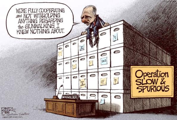 NWO Czar Eric Holder