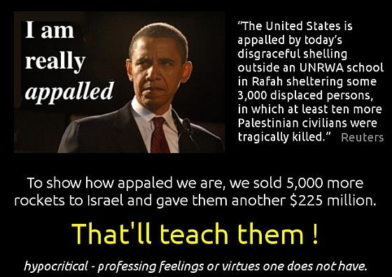 obama gaza israel
