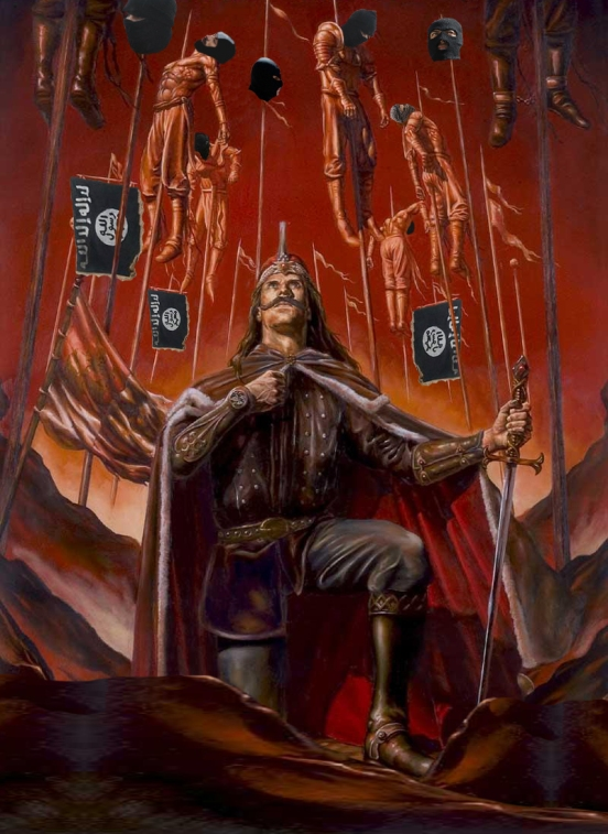 National Hero Of Romania: Vlad Tepes aka; Dracula