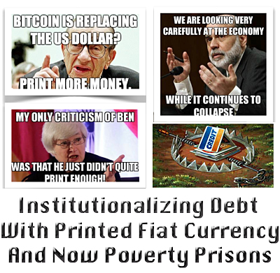 You Are Now Faced With Shouldering The Debt Of The Bank Bailouts. You Are Now A Serf To The Rothschild NWO.