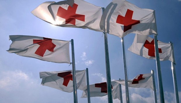 Red Cross Humanitarian Aid