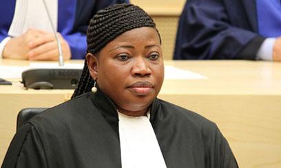 ICC judges unhappy with Prosecutor Fatou Bensouda