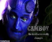 Rothschild Czar David Cameron