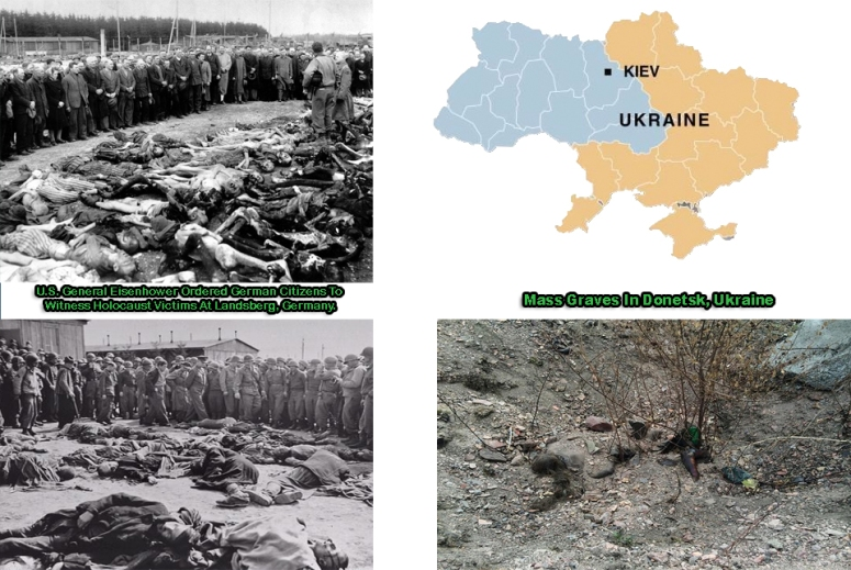 germany eisenhower ukraine graves